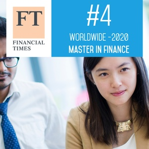 L'ESSEC 4e dans le classement Financial Times Master in Finance 2020