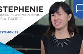 Interview with Stephenie Teo, Alumna, ESSEC & Mannheim EMBA Asia-Pacific 2015