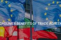 The consumer benefits of trade agreements
