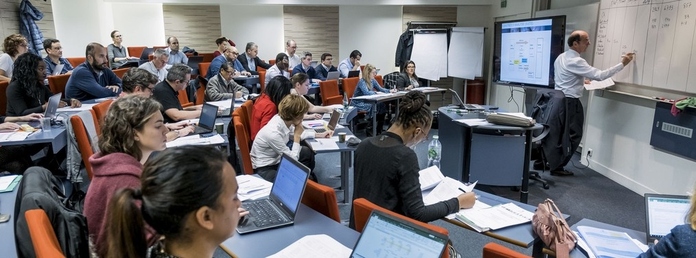 ESSEC & Mannheim Executive MBA ranked among top 10 in QS Global Joint EMBA Rankings 2019